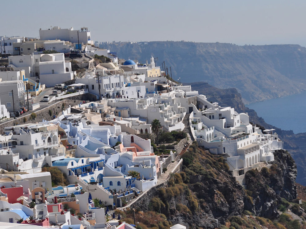 Santorini Full Day Caldera Tour